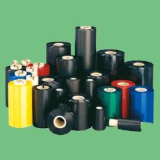 南通厂家生产蜡基碳带/混合基碳带/铜版纸标签条码碳带/打印机色带