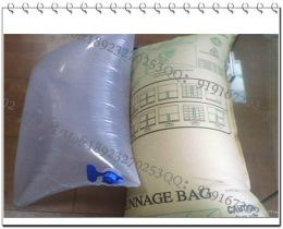 清远牛皮纸空气袋 佛山集装箱缓冲袋