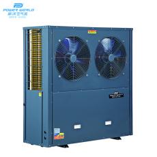 派沃空气能采暖机组煤改电家用变频热泵取暖