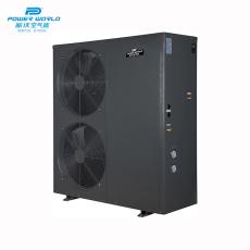 派沃空气源热泵家用变频地暖机组北京煤改电