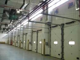顺义区安装工业提升门调试维修滑升门更换电