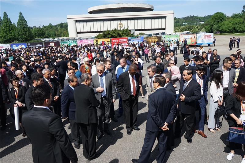 2018年朝鲜国际商品展览会