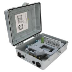 恒貝廠家供應24芯分光分纖箱