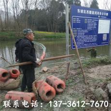 山海關海上管線攔污排塑料浮桶加工
