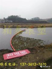 盤錦水庫攔污排塑料浮筒結構設計
