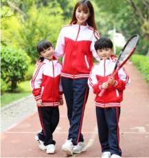 海珠区中学生校服定做短袖运动校服定制