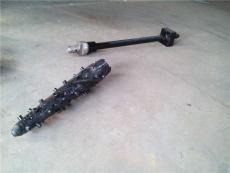 煉鋼轉爐出鋼口更換鉆頭