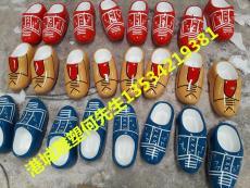 沈阳市婚庆绿化玻璃钢拖鞋雕塑生产厂家