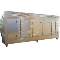 不锈钢201304光氧催化净化器工业除味环保设