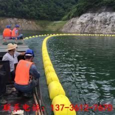 內河警示浮排漂浮物攔截浮桶廠家
