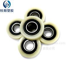 珠海聚氨酯厂家直销高耐磨轴承包胶 计米轮