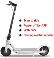GPS滑板车 共享电动滑板车 优惠便捷人人电