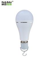 高质版 9W 带开关吊钩 LED应急球泡灯