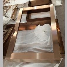 厂家专业定做不锈钢装饰框架装饰画相框