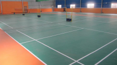 阜阳承接硅PU篮球场施工 PVC运动地面销售