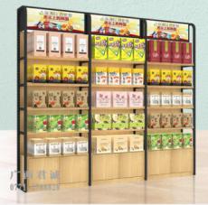 广西南宁钢木货架钢木超市货架定做