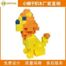 epp狮子王卡通积木玩具 儿童益智3D立体积木