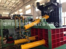 工厂废铁边角料打包机定制