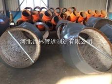 厂家定制离心浇铸复合陶瓷耐磨弯头