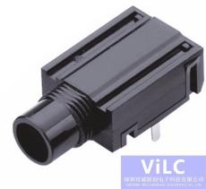 高保真話筒插座PJ-601/高品質音頻輸入接口