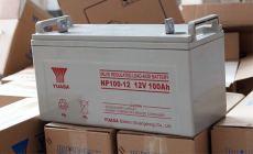 汤浅蓄电池12v100AH 20HR 汤浅NP100-12含税