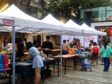 北京智诚长期供应优质帐篷 遮阳伞租赁