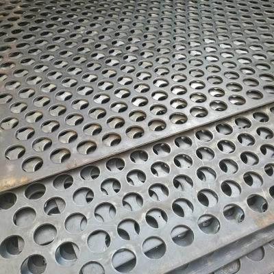 加工定做不锈钢洞洞板 圆孔消音板冲孔网