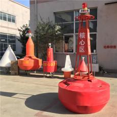 聚乙烯助航浮标1.5米鼓形浮标产品
