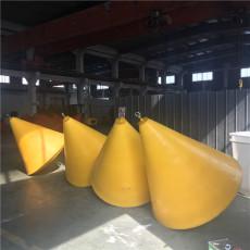 乐山内河警示浮标1.4米塑料浮鼓加工