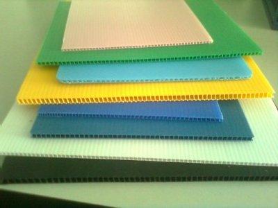 吴江塑料中空板隔板