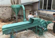 全自动木材粉碎机设计与配置说明