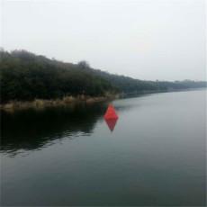 三亚近海警示浮标可插旗塑料航标加工