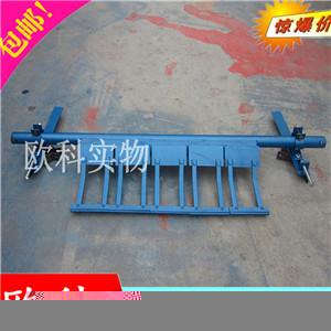 合金耐磨性强皮带输送机清扫器H型硬质