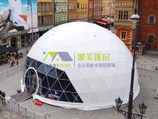 装配式球形篷房直销