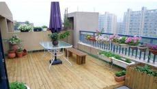 興義室內外垂直綠化系統中的窗陽臺綠化價格
