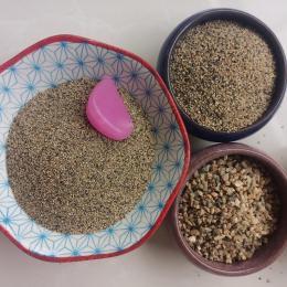 水洗分目河沙 20-40目河沙 砂浆专用河沙
