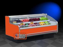 广东超市保鲜柜的特点介绍