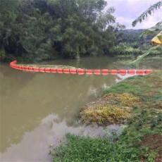 水电站集污装置河道塑料拦污浮筒加工