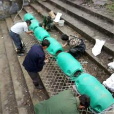 法国河道拦污浮筒装置生产厂家