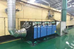 郑州腾达机械UV光氧催化设备