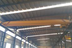 安徽合肥厂家供应LDA型5吨单梁桥式行车