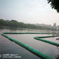 水上串联管式拦污漂垃圾拦截利器