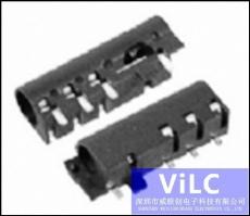 PJK-336B/貼片式耳機插座-高品質音頻插座