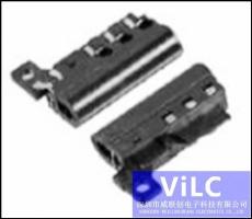 镰刀型-耳机插座/PJK-336C-带固定空位
