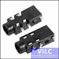威联创供应/3.5耳机插座PJK-386/专业生产