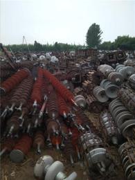 瓷瓶绝缘子回收  专业回收各类电力物资