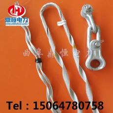 預絞絲耐張線夾 200米檔距ADSS光纜耐張金具