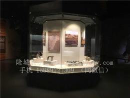 深圳博物馆展柜  国内知名展柜企业  文物
