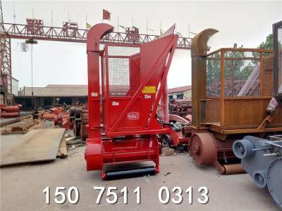4JHS秸秆切碎回收机厂家玉米秸秆回收机