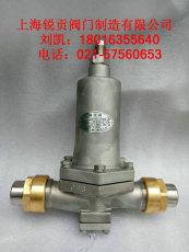 锐贡低温 低温升压阀DY22F-25P/40P
